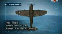2e Guerre Mondiale -  Le P-47 Thunderbolt : l'ogre de la seconde guerre mondiale