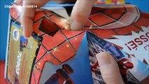Spiderman HAPPY MEAL Toys 2014 Edition! Spinne Mann Pókemeber Mcdonalds Happy meal toys