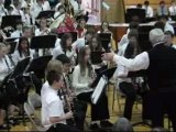 Cedar Valley March RMS band March, 2007