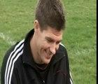 Gerrard, Kaka and Messi Adidas Advert