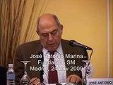 José Antonio Marina - Aprender a Pensar 2 - ¿Qué es pensar?