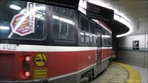 Toronto TTC Streetcars and Subway at Union Station, 15.03.12