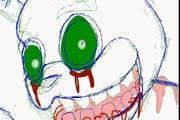 Five Nights At Freddy's Speedpaint: Bonnie (Gore)