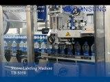 Sleevle labeling machine,bottle cap labeling type,shrink sleeve labeling machine for bottle cap