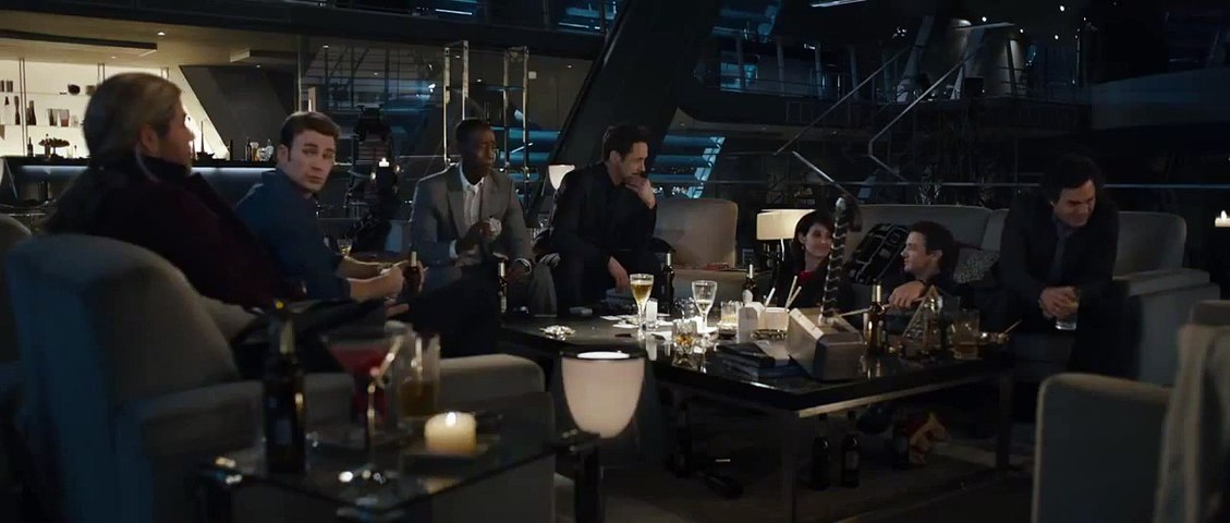 Avengers Age of Ultron - Hammer Lift Competition