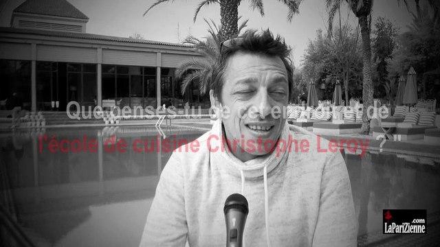 Benoit Chaigneau et l'école de cuisine de Christophe Leroy Marrakech - La-PariZienne.com