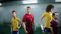 Nike Football   Tunnel  ft. CR7, Rooney, Neymar Jr., Zlatan, Iniesta, David Luiz, Ribéry, Tim Howard