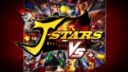 J-Stars Victory VS+ - PS4/PS3/PS Vita –Battle Stars (French Trailer) de J-Stars Victory Vs +