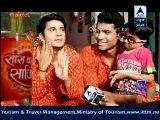 Saas Bahu Aur Saazish SBS [ABP News] 17th April 2015 Video pt2