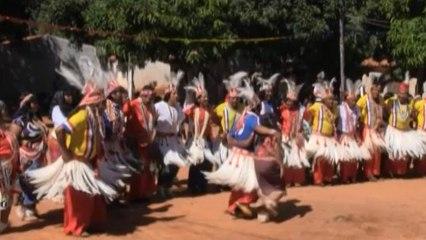 Indígenas maká celebran 30 años de la comunidad Corumba Cué