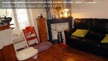 A vendre - appartement - SAINT MAUR DES FOSSES (94100) - 4 pièces - 82m²