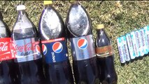 Super Mentos + [Coca Cola Light Diet Zero] + [Pepsi Light Diet Max Kick] Videos engraçados 2012
