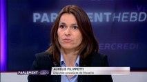 """Aurélie Filippetti : """"Une primaire à gauche est indispensable"""""""