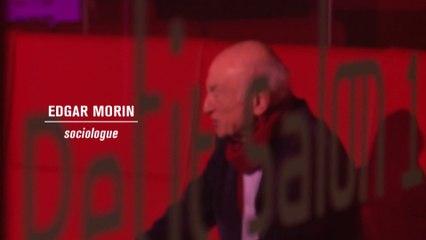 La minute rose d'Edgar Morin