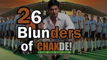 Everything Wrong with CHAK DE INDIA in 4 minutes or Less: Bollywood Blunders
