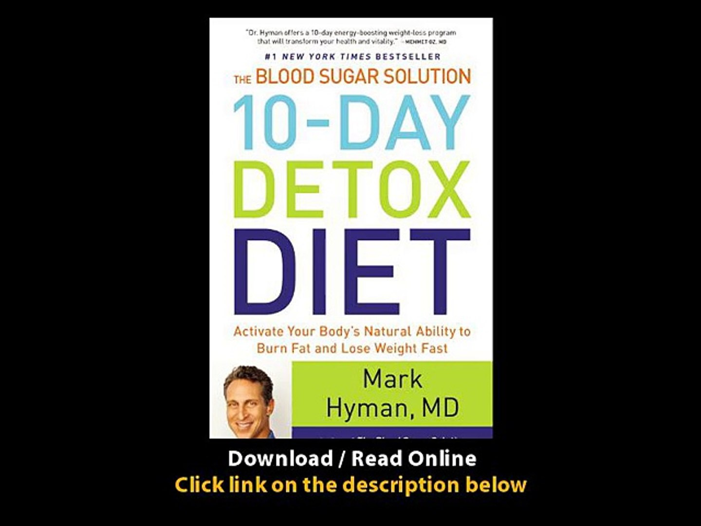 Download The Blood Sugar Solution Day Detox Diet Activate Your Bodys Natural Ab