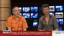 Musique: le nouvel album de Lénine Renaud