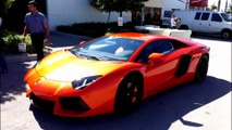Lamborghini Aventador LP700-4 LOUD Supercar Better only Lamborghini Veneno Lamborghini Egoista