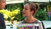 """Video Show -  """"Tem que lidar com naturalidade"""", diz Paolla Oliveira sobre cenas sensuais"""