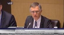 TRAVAUX ASSEMBLEE 14E LEGISLATURE : Audition, conjointe avec la commission du développement durable, de M. Carlos Tavares, président du directoire de PSA Peugeot Citroën.
