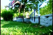 Parkour and Freerunning Madrid Spain