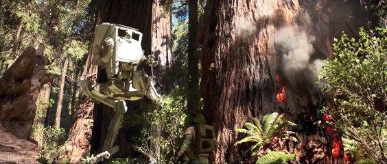Star Wars Battlefront Reveal Trailer ([Full HD])
