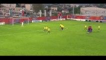 Goal Brechet - GFC Ajaccio 1-0 Sochaux - 17-04-2015