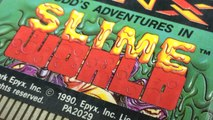 CGR Undertow - TODD'S ADVENTURES IN SLIME WORLD review for Atari Lynx