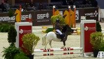 Jeanne & Domino - Jumping International de Bordeaux - Épreuve Shetlands