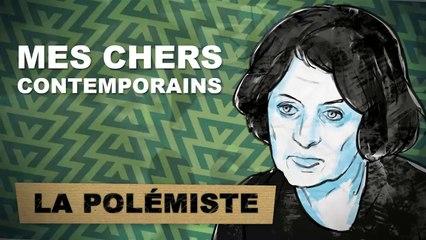 La Polémiste (Elisabeth Lévy)