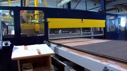 12/04/2015 - Visite de l'usine Lagoon sur le site de Belleville