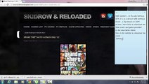 Crack GTA 5 (3DM) Crack v1 + Update 1 + Download Link - video