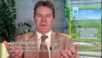Journée mondiale des zones humides 2014 : déclaration de Christopher Briggs