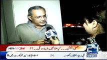Imran Khan Ko NA-246 mein Apni Haar Saaf Dikh Rhie he Haider Abbas Rizvi