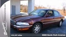 2000 Buick Park Avenue Greenville SC Easley, SC #B31375B - SOLD