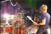 Slash + Duff McKagan + Matt Sorum jammin' 1/2