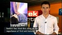 Week Insights | Teach first aid to kids