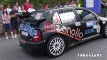 Skoda Fabia WRC Tribute - Pure Sounds, Launch Controls, Anti-Lag Backfires & More