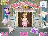 Bebé Emma juego dama de honor - Baby Emma prepararse para la boda