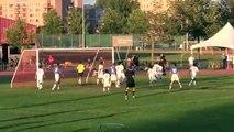 Soccer Skills Tutorial Easy Football Teammates Fight Fighting Football Players 2014
