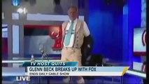 Glenn Beck Leaving Fox: What Went Wrong (04.07.11)