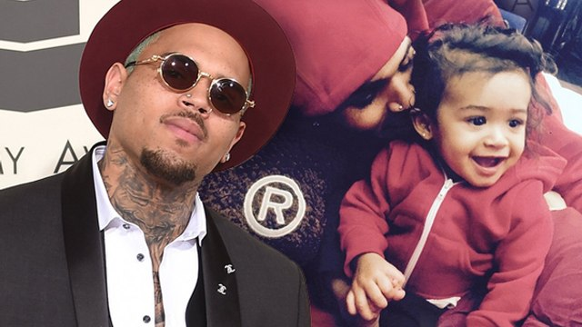 Chris Brown Is a Good Father -- LOYAL TO #ROYALTY