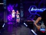 TNA Impact Wrestling 17/04/15 Knockouts Segment