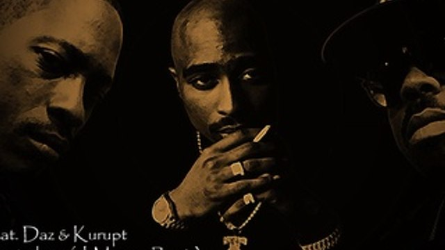2Pac feat. Daz & Kurupt - Don't go 2 sleep (J-Master Remix)