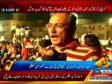 People of NA-246 love Altaf Hussain: Haider Abbas Rizvi