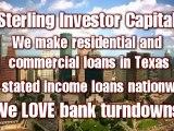 Hard Money Lenders Denton Tx - Commercial - Residential - Real Estate Investors