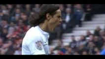 Goal Cavani - Nice 1-3 PSG - 18-04-2015