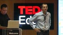 Blogging for a dream   Luís Monteiro   TEDxEdges