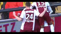 Goal Malouda - Metz 1-0 Lens - 18-04-2015