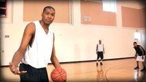 Kevin Durant Signature Moves: Counter 62